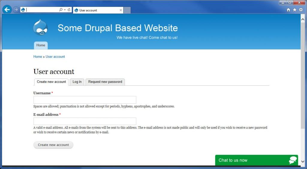 Live Chat Software Drupal Plugin Live Chat Software Drupal