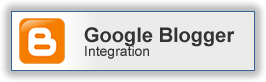 Google blogger integration